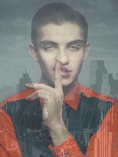 NEW YORK UNDERCOVER: IDRIS + TONY PARA FUCKING YOUNG