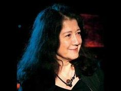 Martha Argerich plays Bach toccata in C Minor BWV 911 PART 2