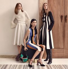 Salvatore Ferragamo's fall 2016 campaign embraces bold prints and zippered details