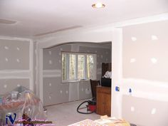 Renovation Update - Siding and Drywall - Pete Brown's 10rem.net
