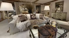 Ralph Lauren Home | Ralph Lauren Alpine Lodge Home Collection otoño-invierno 2012-2013