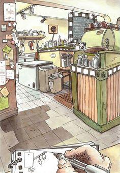 Steven Reddy - kitchen