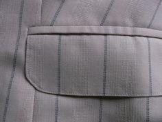 detail vrecka na saku.
