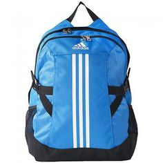8fa6c4a9f5b14 Adidas Performance Bp Power Ii College School Bag Backpack Rucksack  Backpacks One Size Blue Unisex