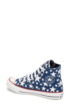 Converse Chuck Taylor® All Star® 'Multi Star' High Top Sneaker (Women) | Nordstrom