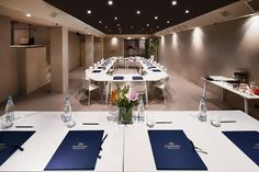Fully-equipped underground meeting room at Palazzo Victoria, Verona