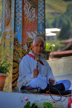 Prayer Bhutan