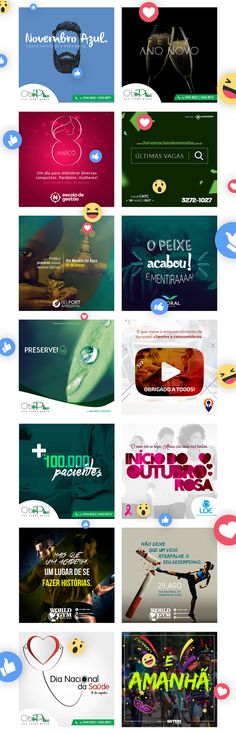 Social Media | 01 on Behance