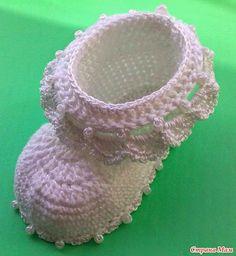 scarpette bimbi | Hobby lavori femminili - ricamo - uncinetto - maglia