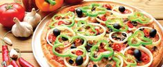 Rs.169 for 1 Regular Pizza, 2 Piece Garlic Bread & 1 Coke for 1 worth Rs.250 (Valid on Category V2 & NV1)