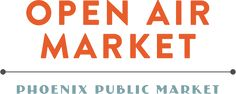 The Open Air Market at the Phoenix Public Market is a program of Community Food Connections (CFC), a 501c3 non-profit organization. CFC creates a downtown community gathering place by supporting small farmers and businesses that strengthen sustainable food systems and produce healthy products for the local community.  We are located next to the Phoenix Public Market Cafe.