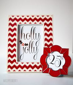 Holly Jolly Christmas Printable from WhipperBerry #Christmas