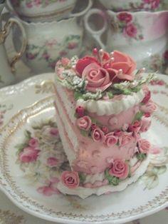 Lolita cake makes this tea party spectacular