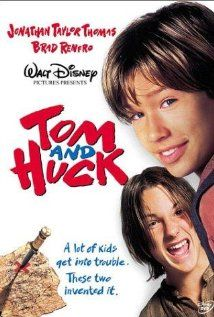 Tom and Huck.