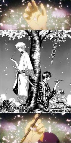 Gintama, Joy4, Gintoki, Takasugi Shinsuke