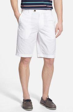 Men's Brooks Brothers Seersucker Bermuda Shorts