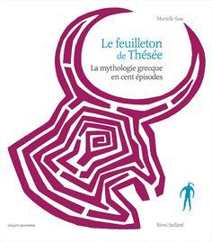 Feuilleton + fiches de Hermès et de Thésée, Bruce Démaugé