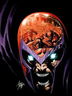 Awesome Magneto pic