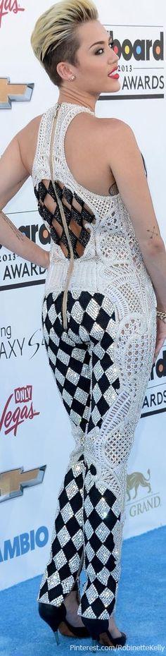 Miley Cyrus, Balmain   Billboard Music Awards