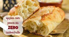"""""""Não consigo ficar sem o pãozinho"""": 4 receitas substitutas que não engordam"""