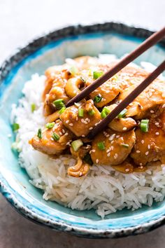 Super Simple Cashew Chicken is delicious and a crowd pleaser. Tender chicken, flavorful sauce, and of course delicious crunchy cashews makes a family favorite.