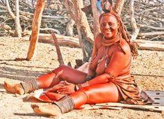 A Himba story...