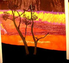 How to Make a Landscape Quilt: 16 steps - wikiHow