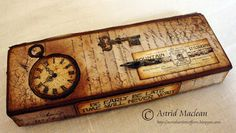 The Artistic Stamper Creative Team Blog: A Box with a story