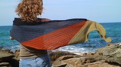 Ravelry: Bennelong Shawl pattern by Paula Wright