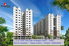 1/2 & 3 BHK Flats Near Ambegaon Pathar & Katraj | With All amenities | Ready to Move | PropKat- 9168609838  #Pune #FlatsInPune #1BHK #2BHK