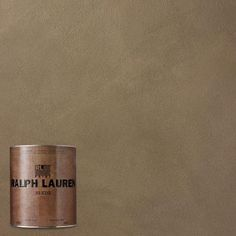 Ralph Lauren, Clay Red Suede Specialty Finish Interior Paint, at The Home Depot - Mobile Ralph Lauren Paint Colors, Ralph Lauren Suede Paint, Village House Design, Paint Types, Green Suede, Living Room Paint, Interior Paint, Interior Design, House Painting