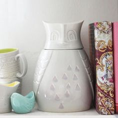 Heal's   Bliss In The Woods Owl Kitchen Storage Jars - Storage Jars and Containers