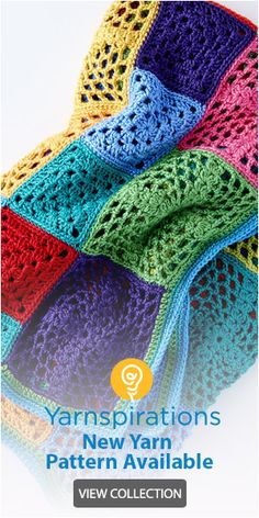 Crochet Patterns for Rectangular Granny Squares. Free Pattern and Video Tutorial to follow along.