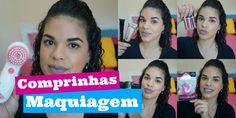 Comprinhas de Maquiagem - por Keila Anatiele - YouTube