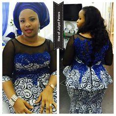 Heart-Appealing Aso Ebi Styles You Would Always Cherish - Wedding Digest NaijaWedding Digest Naija