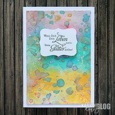Karten-Kunst » Mach Dein Leben bunt