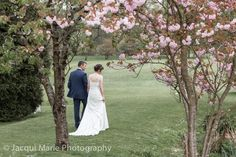 Bride & groom strolling, alone at last. Photographed by Hampshire wedding photographers Jacqui Marie Photography. VISIT http://jacqui-marie-photography.co.uk for details.  #wedding #photography #weddingphotography #Hampshire #England #uk