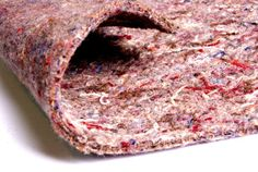 Details about 12mm Thick - Super Luxury Wool Carpet Underlay - Acoustic & Insulation