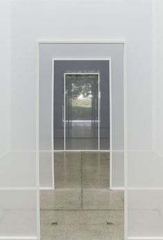 Robert Irwin at Secession