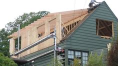 Dormer Framing Existing Roof - Bing Images