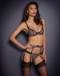 Agent Provocateur SS2014 - 'Ariel' Set