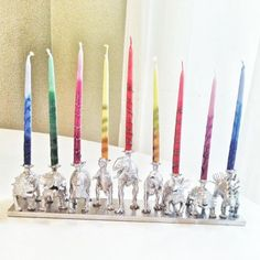 Star Wars Menorah | DIY Plastic Dinosaur Menorah Tutorial