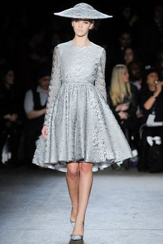 Christian Siriano - Fall-Winter 2014-2015 New York Fashion Week