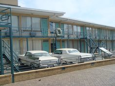 National Civil War Museum, Memphis, Tennessee - The Lorraine Motel, where MLK was assassinated. Must-visit place.. Want to go back.