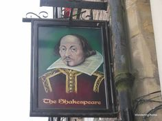 Wandering Photos - The Shakespeare - Durham England