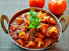 Tamatar chaman is very famous in Kashmiri cuisines.I get a chance to taste this in a food festival here recently.After that i got the recipe from a friend and tried at home.It's a wonderful side for Rotis.Before proceeding with the recipe it is important to make thick tomato sauce for the gravy so here am...Read More »
