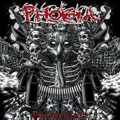 brutalgera: Phobia - Grind Core (EP) (2014), Grindcore
