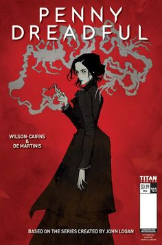 Penny Dreadful #1 the first in Titan Comics official prequel comic book series set in the eldritch world of the award-winning Showtime TV series has sold out. The story from Penny Dreadful TV screenwriter Krysty Wilson-Cairns, Andrew Hinderaker, and show producer Chris King is penned by Wilson-Cairns with artwork from Louie De Martinis. This new …
