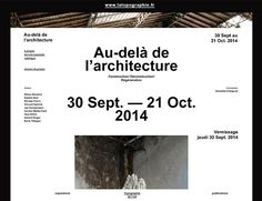 Topographie de l art - Website