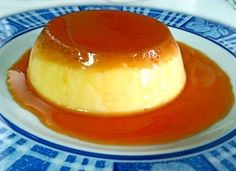 Japanese egg pudding recipe